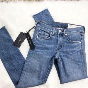Rag & bone ankle skinny jeans NWT